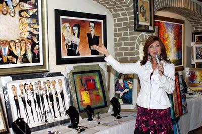 Janice Hamilton - Celebrity Auctioneer Extraordinaire