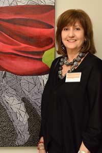 Artist Susan Clifton