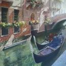 Couple in Gondola